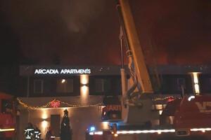 В одесском отеле очередной смертельный пожар: полиция перекрыла движение фото 2