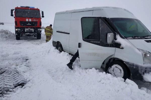 Второй день снегопада в Одессе: хроника событий (обновляется) фото 4