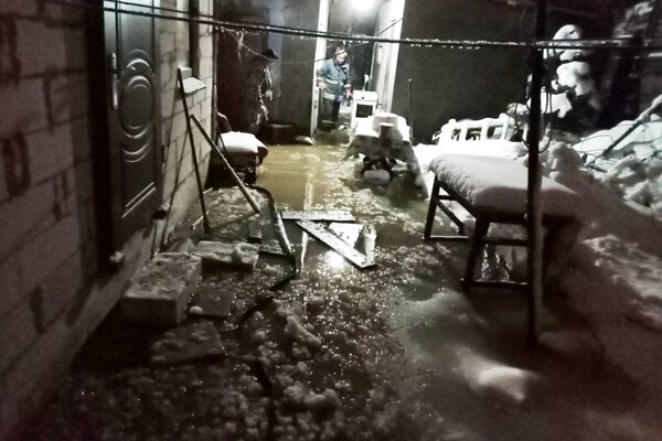 Второй день снегопада в Одессе: хроника событий (обновляется) фото 6