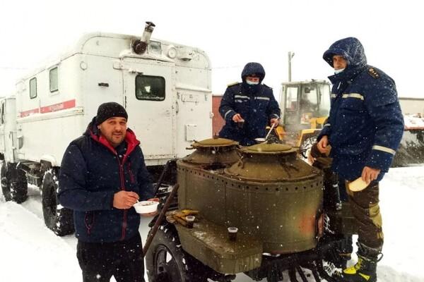 Второй день снегопада в Одессе: хроника событий (обновляется) фото