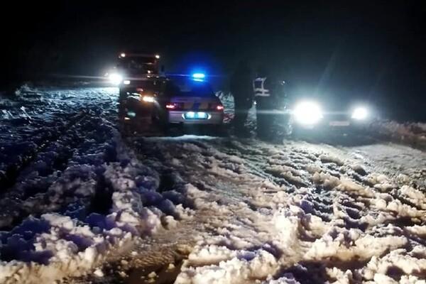 Люди ночевали в холодных машинах: какая ситуация на дорогах Одесской области фото 2