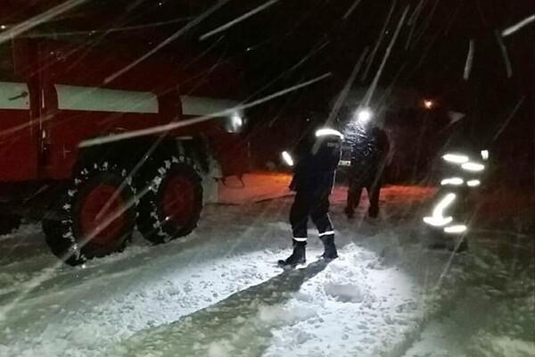 Люди ночевали в холодных машинах: какая ситуация на дорогах Одесской области фото 11