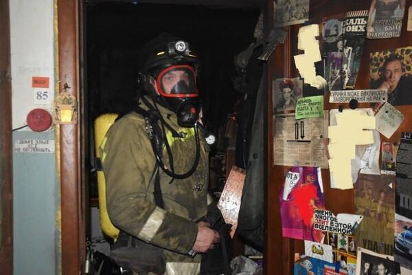 Ни дня без пожаров: в Одессе погибли двое мужчин фото