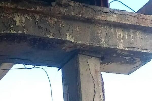 До конца года: грузовикам запретили ездить по аварийному мосту в Одессе фото 1