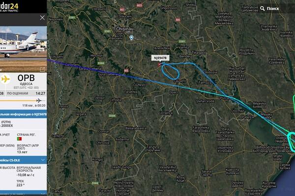 В Одесском аэропорту не смогли приземлиться два самолета: что случилось фото 1