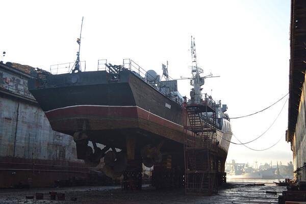 На настоящем боевом корабле: в Одессе может появиться военно-морской музей фото