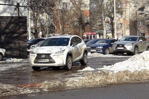 Я паркуюсь как: свежая фотоподборка наглых водителей в Одессе фото 10