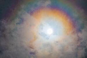 В Одессе заметили уникальное природное явление: фотофакт  фото 1