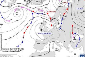 Штормовое предупреждение: завтра в Одессе пройдет сильный ливень фото 1